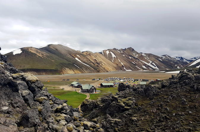 Private Tour: Iceland Highlands, Landmannalaugar, and Hekla Day Trip by Jeep