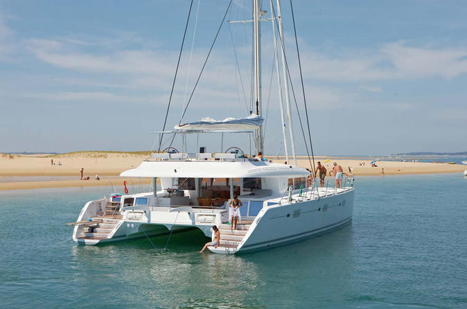 7-Day Catamaran Sailing Cruise to the Tobago Cays and the Grenadines