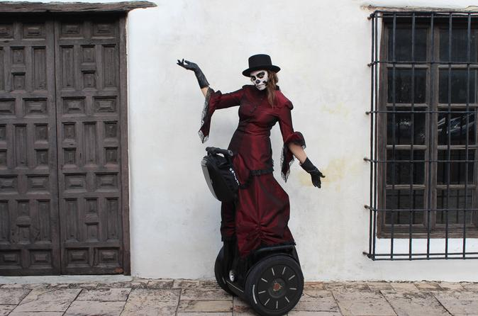 San Antonio Haunted Legends Segway Tour