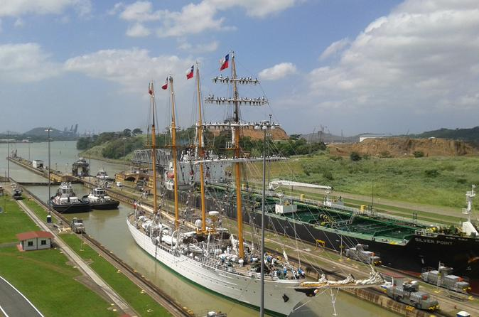 Half day panama canal amador causeway and old town tour in panama city 234342