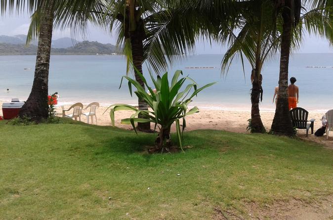Isla Grande Tour from Panamá City