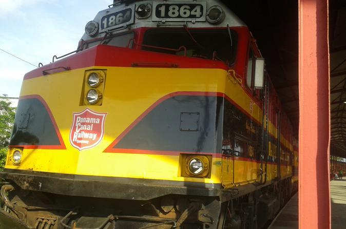 Panamá Canal Railway Tour