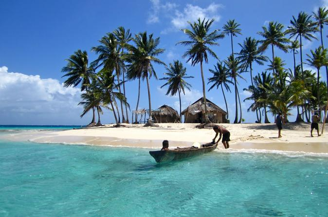 San blas guna yala tour from panam city in panama city 255128
