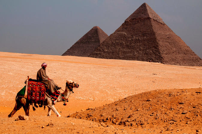 3 days Tour package covering all Cairo