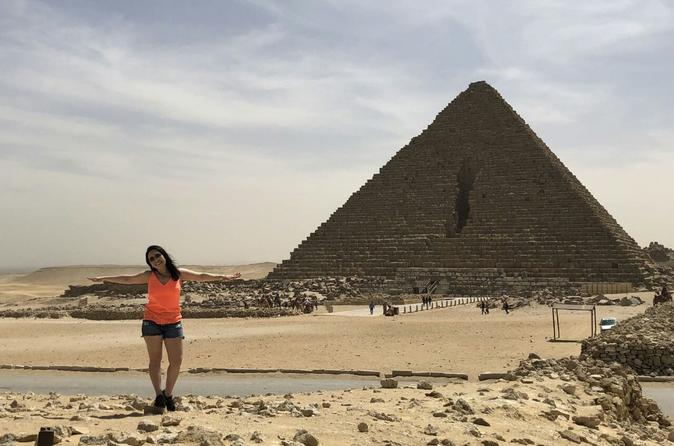 6-Hour Private Layover Tour to the Pyramids and the Sphinx