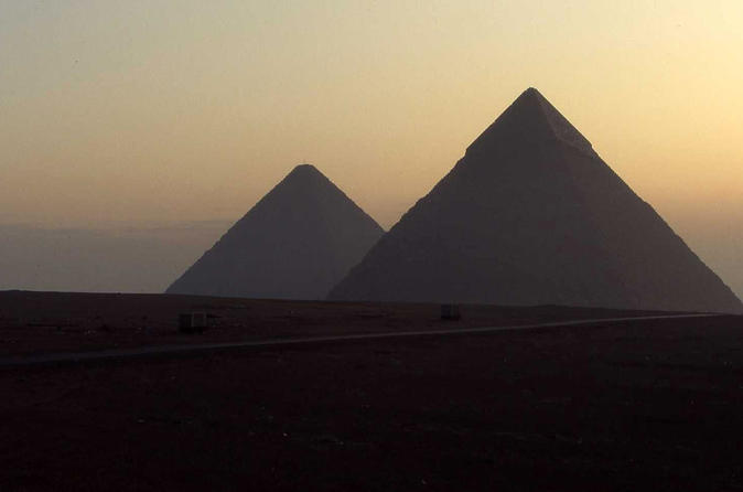 Half day tour to giza pyramids with camel ride in cairo 238090