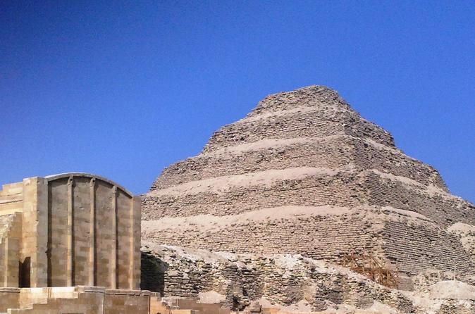 Private 2-Day Tour In Cairo Giza Saqqara and Memphis