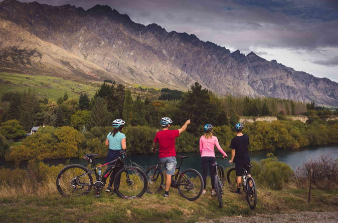 Full Day Self Guided Ride Arrowtown to Queenstown