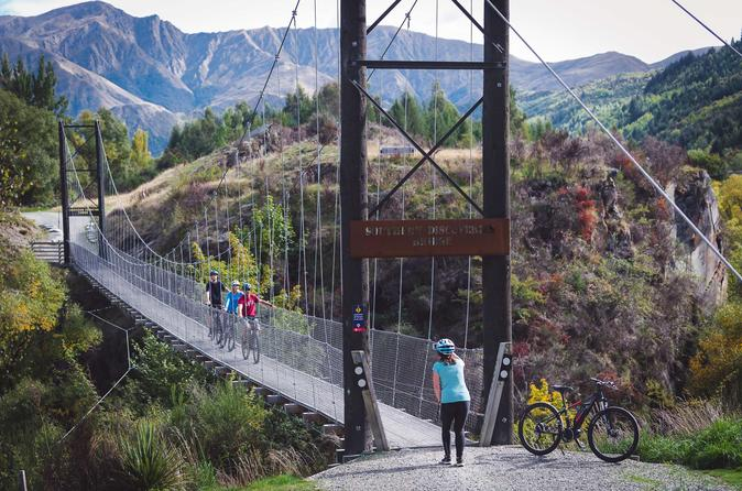 Half Day Bike Tour of Arrow River Trail