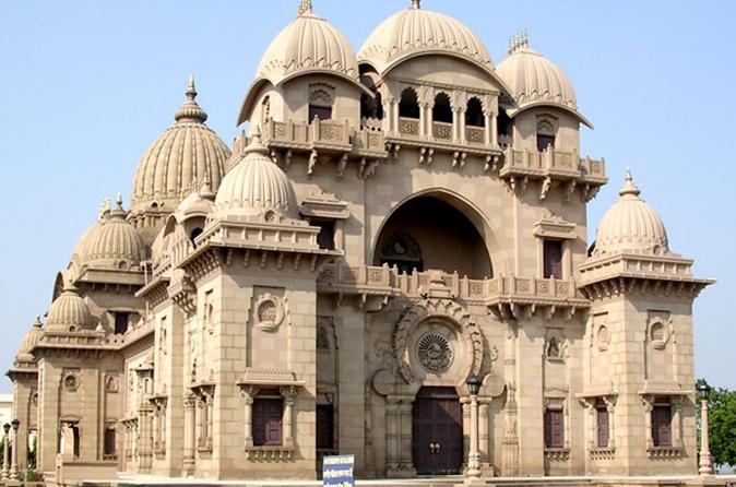 Half-Day Tour of Belur Math from Kolkata
