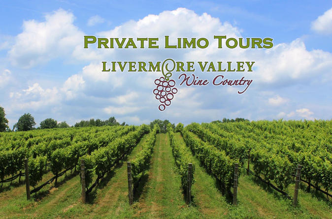 6 Hour Livermore Valley Wine Tour
