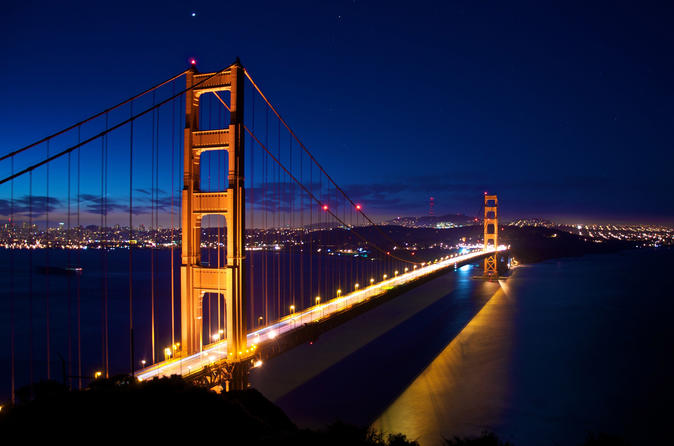 Private Tour: San Francisco Sightseeing - 3 Hour