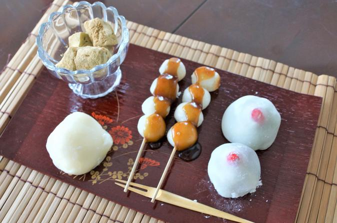 Mochi Making at a Private Home in Tokyo