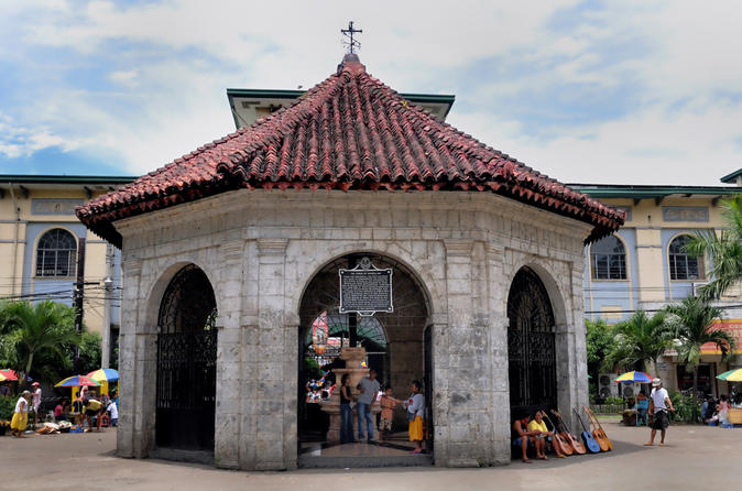 Cebu City Tour with Fort San Pedro and Hotel Transport