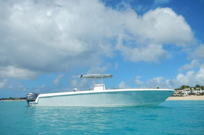 St Maarten Sightseeing Cruise and Snorkeling Run