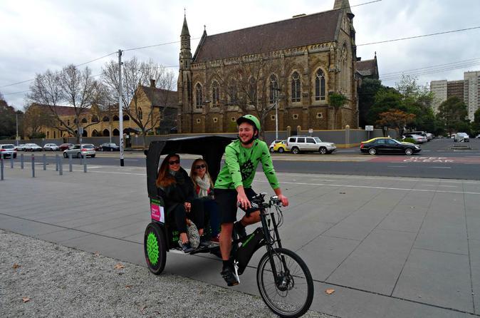 Fitzroy Rickshaw Tour