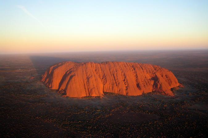 Fixed-Wing Scenic Flight from Uluru (Ayers Rock)