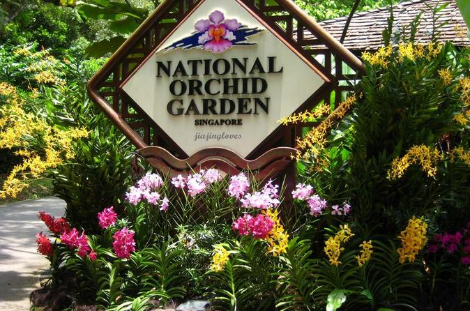 Scented stories of Singapore: Tour of Orchid Garden