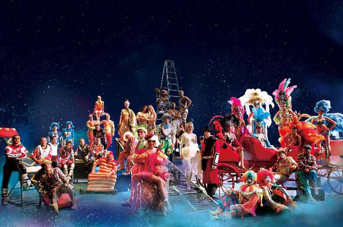 Evening Tour of Guangzhou Chimelong International Circus China, Asia