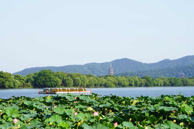 Hangzhou tour with hotel pickup from Shanghai
