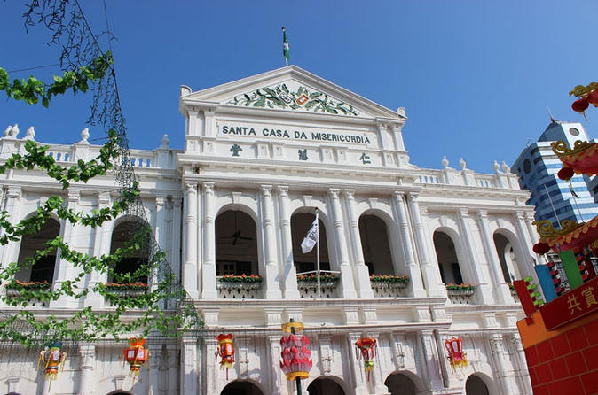 Macau Day Tour Includes 2-Way Ferry Transfers From Shenzhen