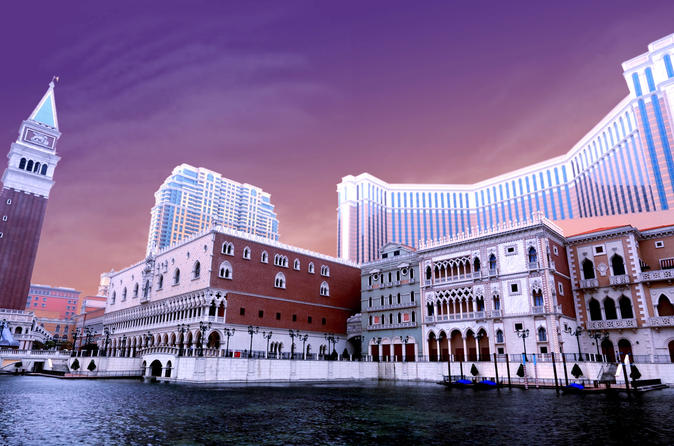 The Best of Hong Kong and Macau Package""