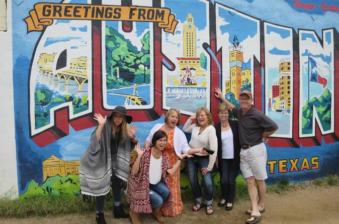 Complete Austin Experience City Tour