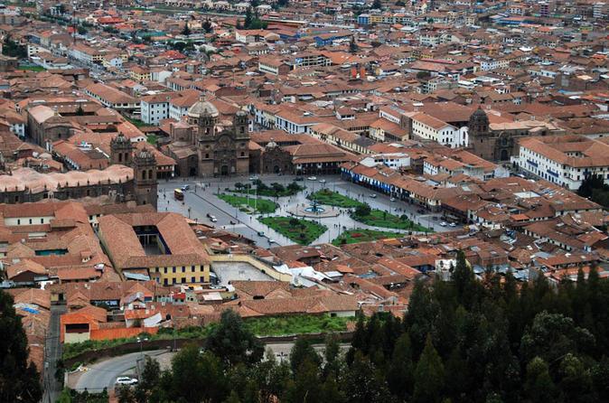 City tour de meio dia em Cusco