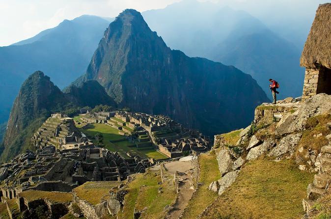 Excursão de 2 dias em Machu Picchu