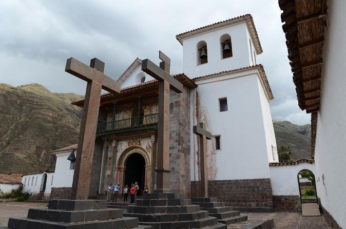 Excursão diurna em Tipon, Pikillacta e Andahuaylillas, no vale do sul, a partir de Cusco