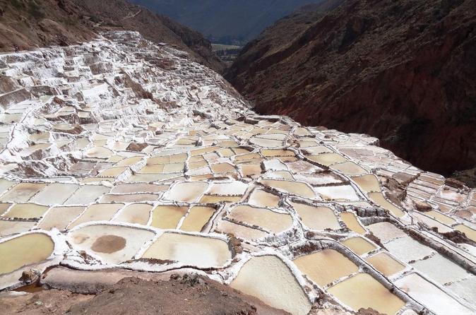 Excursão diurna para Maras, Moray e salinas a partir de Cusco