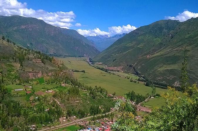 Excursão no Vale Sagrado a partir de Cusco