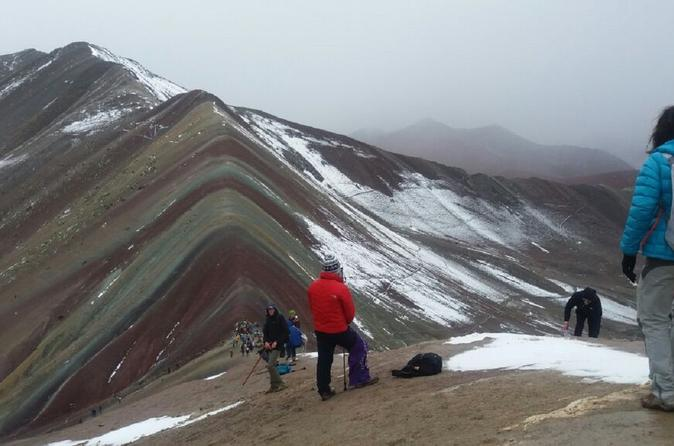 Rainbow Mountain Full-Day Hiking Tour - Cusco