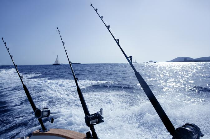 Private Punta Cana Half-Day Deep Sea Fishing Charter