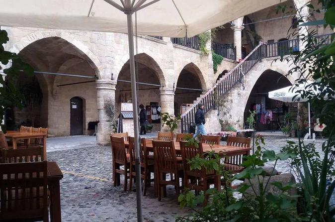 Nicosia Wall City Tour from Kyrenia