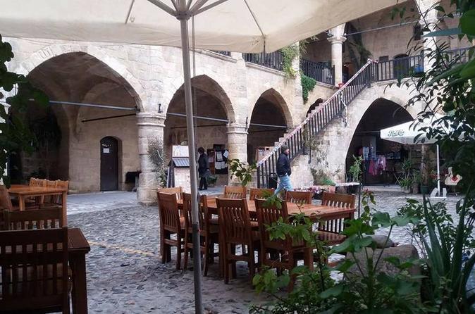 Nicosia Wall City Tour from Nicosia