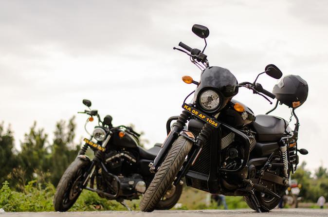 Overnight Premium Motorcycle Rental in Jaipur