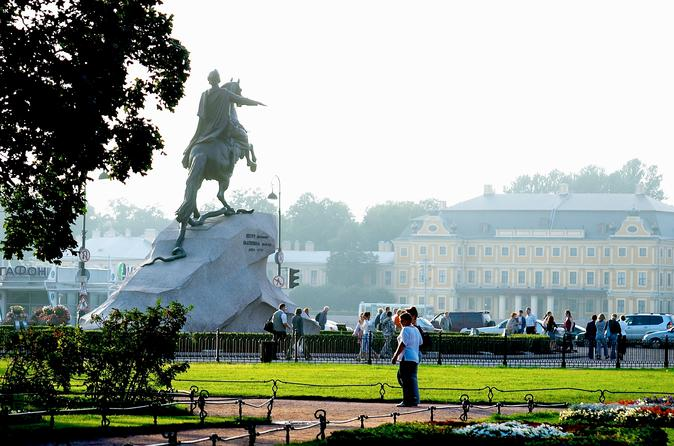 St Petersburg 2-Day Small Group Tour Including the Tracks of Leo Tolstoy's Fictional Character's