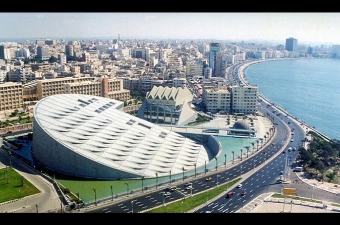 Highlights Alexandria from Cairo