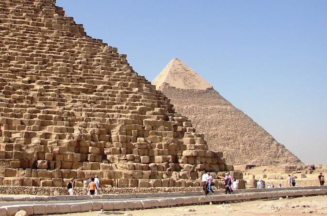 Private Day Trip to Cairo from Sharm El Sheikh by Plane with Lunch