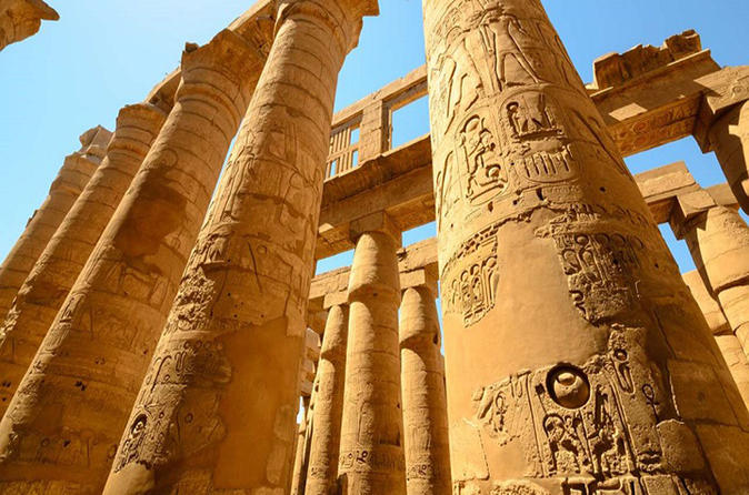 Private Half day Tour to East Bank from Luxor