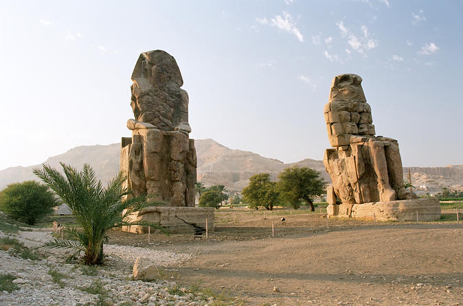 West Bank Private Day Tour from Luxor