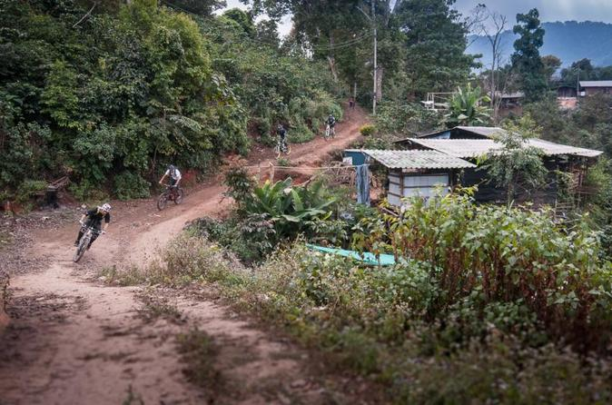 Buffalo Soldier Trail Mountain Biking Tour from Chiang Mai with Lunch