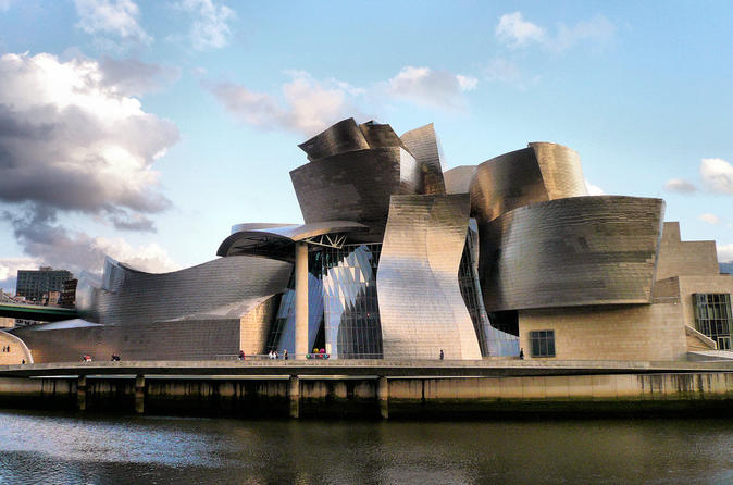 Guggenheim Museum Bilbao Inside