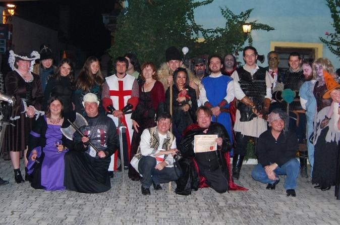 2-Day Halloween Party in Sighisoara Citadel from Bucharest