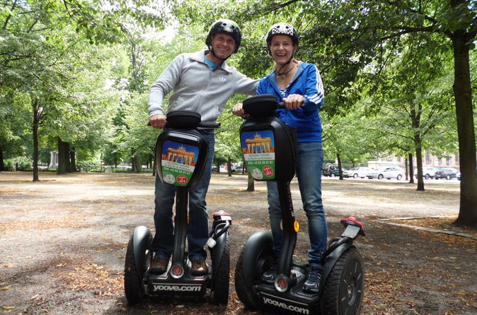 Half day potsdam segway tour in potsdam 236727