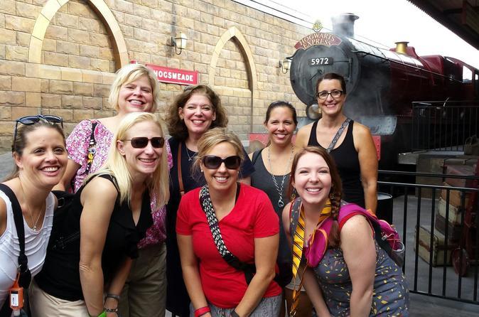 Excursão para Walt Disney World, Universal Studios Orlando ou Parques do SeaWorld com guia particular
