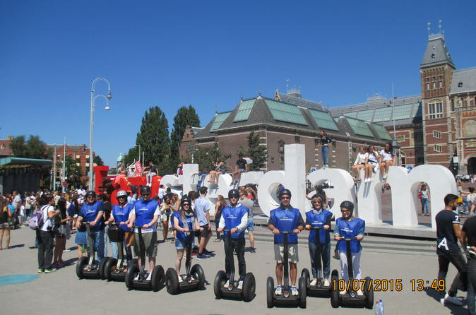 Small group amsterdam inner city segway tour in amsterdam 236760