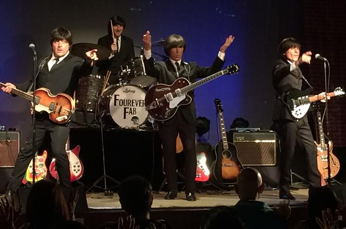 Fourever Fab Show - The Beatles Tribute
