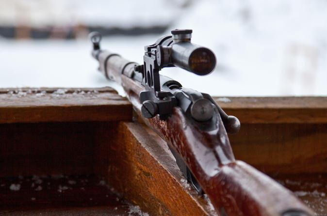 Strelok Adventure Shooting Range In Kiev